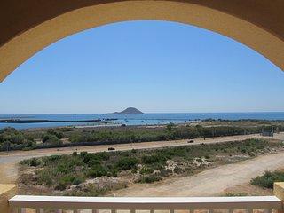 Precioso ático de 3 dormitorios con vistas al mar, La Manga del Mar Menor