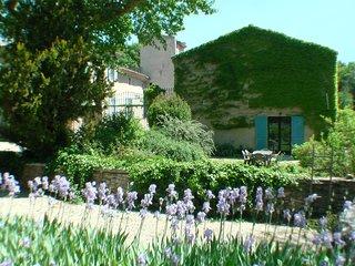 Le Moulin Des Ocres - Eglantier - Gîte - Piscine, Apt