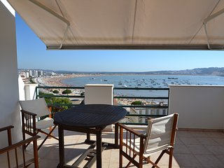 Prime location! 3 bedroom apartment with Bay view, Sao Martinho do Porto