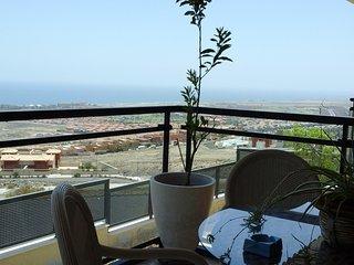 Hermosas vistas desde apartamento en urbanización, Caleta de Fuste