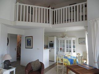 2 Bed Duplex Apartment overlooks Dunes/Golf Course, Le Touquet