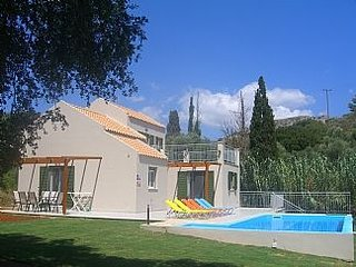 Villa Legarda - a secluded villa with private pool, Skala