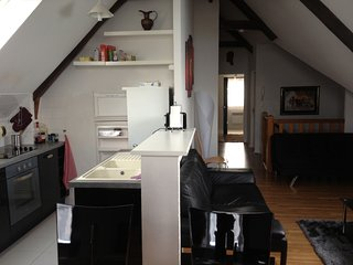 Appartement 4 pièces à 5 minutes du centre, Honfleur