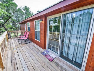 Texas Hill Country Cabin(s)** with Pool