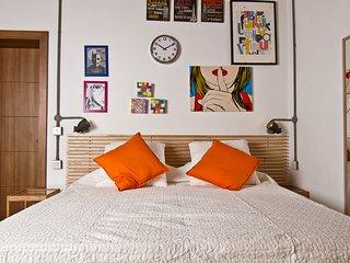 Comfortable studio apt 2 adults - Apt15, San Julián