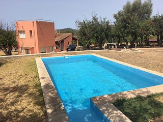 Nice Pool rural Apartment, Palmanova