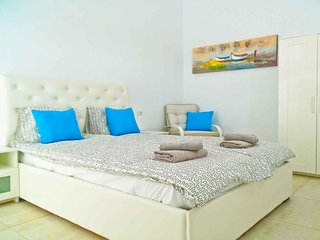 3-bedroom modern apartment with large terrace
