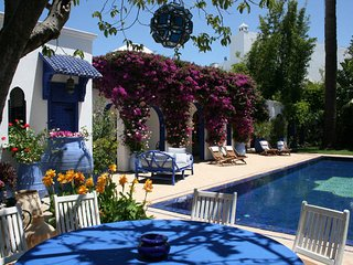 Maison avec jardin au centre ville de Tanger