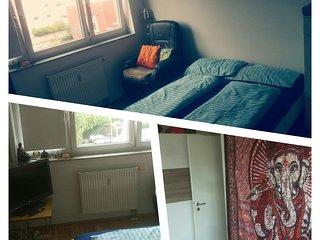 Gemütlich-Bright-Zimmer (20 Min vom Zentrum), Múnich