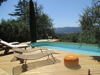 Casa Di Pan, Splendid Garden with Pool+Peaceful+Tr, Panicale