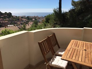 Echappée entre  Menton et Monaco, Vu Mer, Piscine, Roquebrune-Cap-Martin