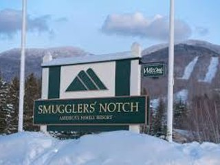 Wyndham 3Bd/2Ba Smugglers' Notch unit - President's week 2018