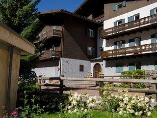 Appartamento caratteristico vicino alla funivia.