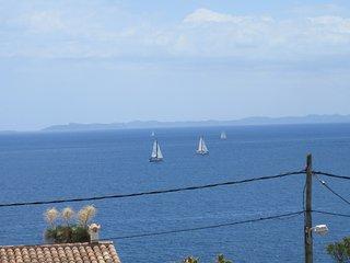 Bonito Apartamento Con Piscina y Vistas Al Mar, Cala Pi