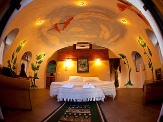Tree Top Dome Honeymoon Suite