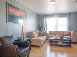 3BR/2BA + Privt Patio + Free Parking