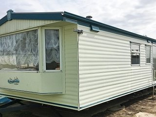 Caravan at Leysdown, Isle of Sheppey, Leysdown-on-Sea