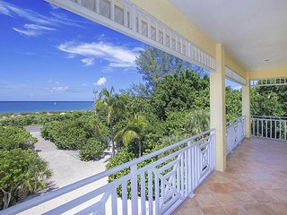 Gulf front luxury home with boat dock and pool, Captiva Island