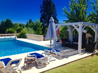 HAUT RIGALEAU ,house with Heated Pool, Massugas