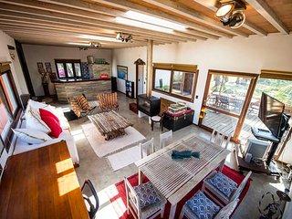 Casa nueva. A 100mtrs del Mar. Punta Ballena., Punta del Este