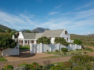 Cape Dutch Style Farmhouse.. Ocean Views