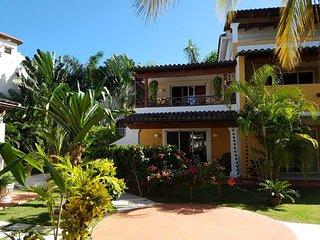Tamarindo Residence. Giardino Tropicale.