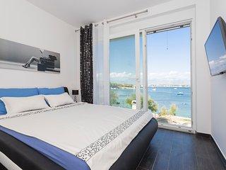 Apartment TONI II, 3*, mit Meeresblick