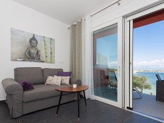 Apartment TONI III, 3*, mit Meeresblick