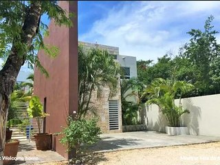 Sleeps 12, Entire Condo Complex 4 Condos, Tulum