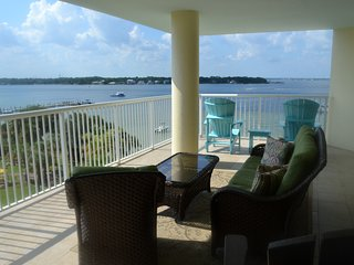Great Views-Relax & Enjoy! Lots of extras included, Fort Walton Beach