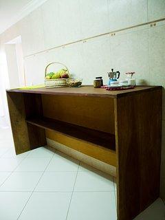 SUITE MARIPOSA tutti i mobili sono realizzati da artigiani di Mindelo