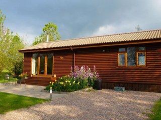 CHEVI Log Cabin in South Molto, Stoke Rivers