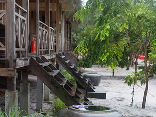 Double room at beach., Sihanoukville