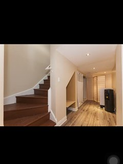 Beautiful separate entrance lower level apartment
