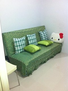 Fully Furnished 1BR for rent Beside SM North Edsa