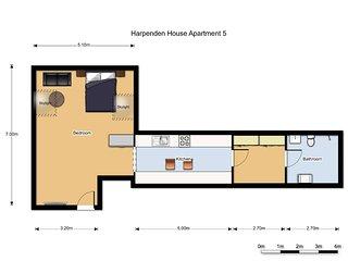 Harpenden House Apartment 5