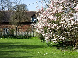 Whispering Cottages  B&B - The Boudoir Room, Nuneham Courtenay
