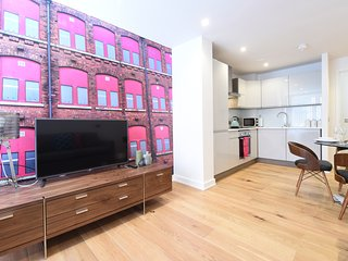 3E 2 bed Northern Quarter, Manchester