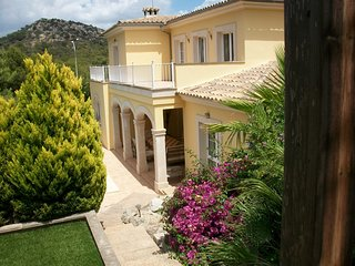 Villa Generosa amazing Villa near the Golf places, Santa Ponsa