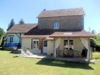Notre Maison Les Bordes 4 bedroom Holiday home located in Indre/Creuse valley, Saint-Plantaire