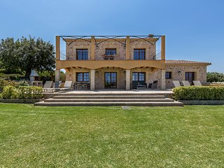Es Coster de na Llusia - Luxury villa located between Alcudia and Pollensa for 8