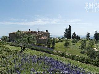 Villa Panorama 14, Volterra