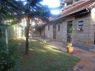 A Basic Bungalow, Nairobi