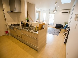 Luxurious Modern/Big house/Close to Shinjuku#ES65