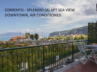 amazing apt seaview downtow freeWiFi  for 6 people, Sorrento