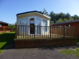 Ollys Place, Holiday Home at Felmoor Park, Alnwick