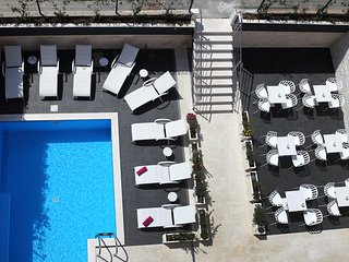 Double room in a pool&spa Villa (breakfast incl.), Split