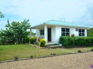 Cabana exterior view