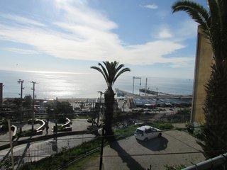 Departamento vista al mar, Valparaíso