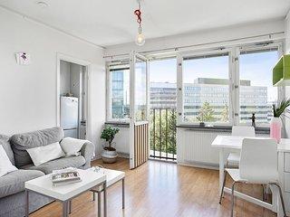 Rymlig lägenhet i Hässelby, Stockholm